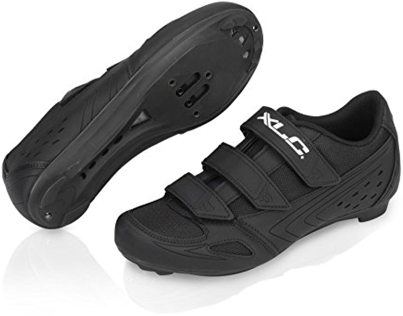 XLC Gira Nacional del SPD Mira Road zapatos blancos, Tamaño:gr. 41