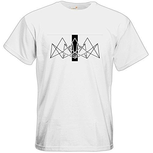 getshirts - TasteofGames - T-Shirt - Scribble White