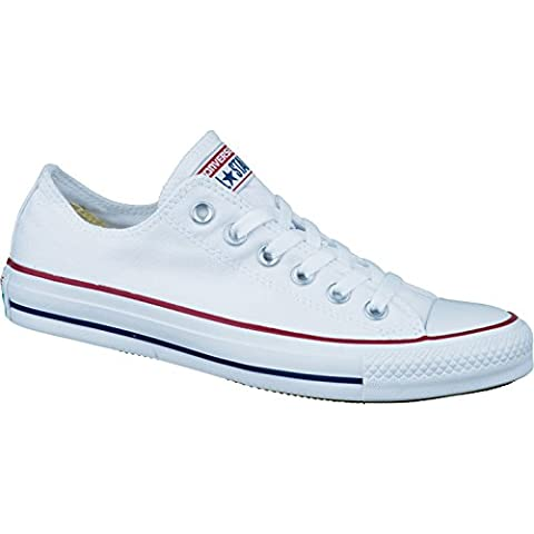 Converse Chuck Taylor All Star Low blanco, 4234128/36