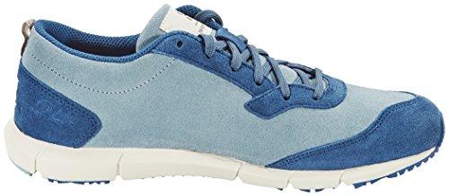Haglöfs Nusnäs - Chaussures - bleu 2016 chaussures loisirs Stone Blue/Steel Sky