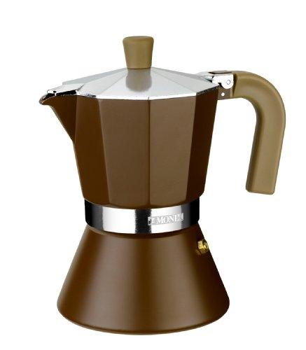 Monix Cream - cafetera de 12 tazas