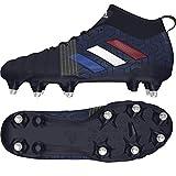adidas Kakari X Kevlar (SG) Scarpe da Football Americano Uomo, Blu (Maruni/Azul/Plamet 000) 41 1/3 EU