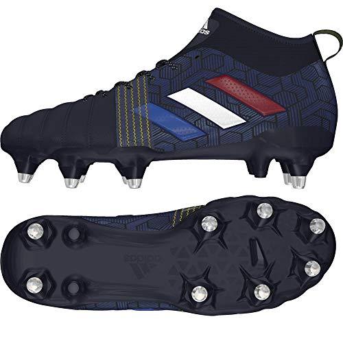 adidas Herren Kakari X Kevlar (SG) American Football Schuhe, Blau (Maruni/Azul/Plamet 000), 44 2/3 EU
