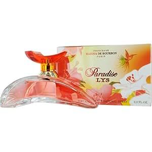 Marina de Bourbon Paradise Lys Femme/Woman, eau de parfum, vaporisateur/Spray, 100ml