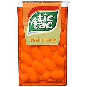 Tic Tac orange Einzelbox