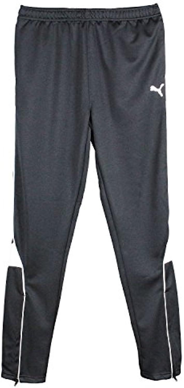Puma Big-Boys c¨®modos pantalones de fin de semana Activewear negro Xlarge
