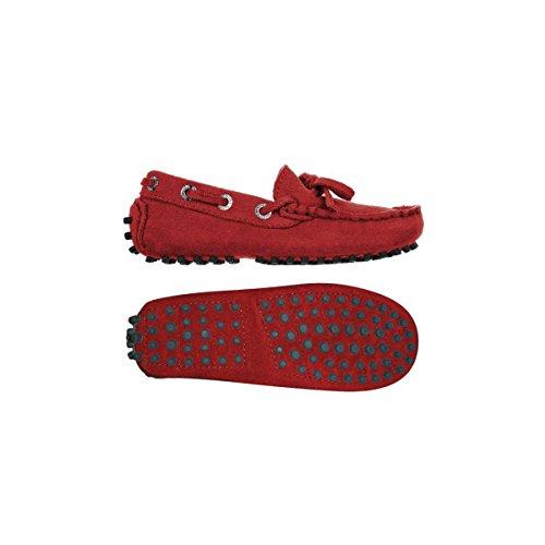 Superga 487-SUEJ S003380, Chaussures basses garçon PURPLE RED