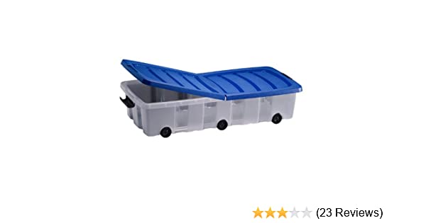 Unterbettkommode Rollbox Rollen Unterbettbox Unterbettkasten Amazon