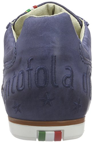 Pantofola d'Oro Ascoli Vintage Herren Low-Top Blau (Dress Blues)