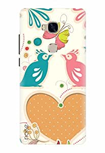 Noise Nature Printed Cover for Huawei Honor 5X