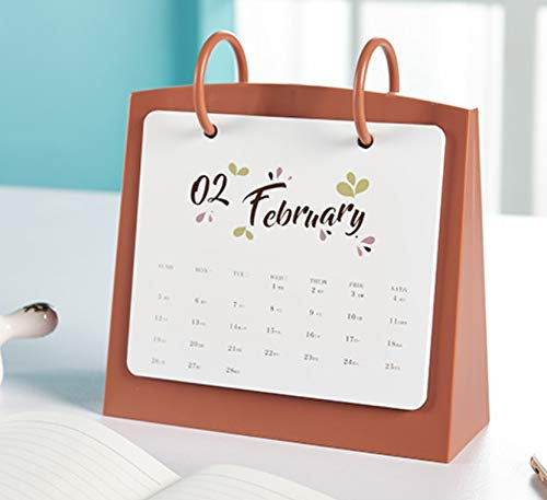 Calendar Office & School Supplies 1 Piece 15cm 2019 Cute Animal Calendar Office Stationery Desk Notebook Promotion Gift Girls Birthday Gift Carefully Selected Materials