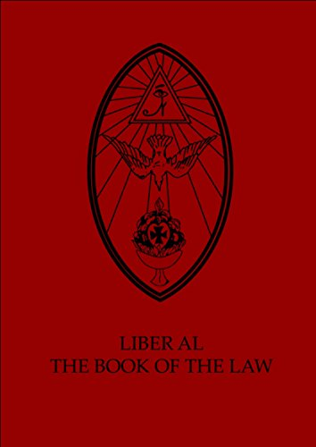 The Book Of The Law Ebook Aleister Crowley Amazon Kindle Store