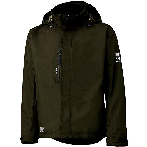 Helly Hansen Workwear, Giacca tecnica Haag, Verde (grün), L