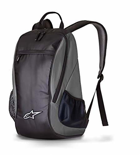 Alpinestars Lite Backpack Black/Charcoal O/S