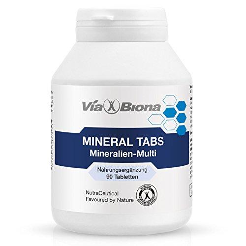 Vio Biona Mineraltabs