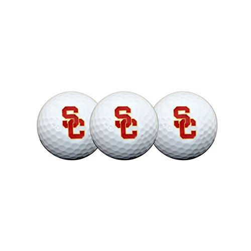 USC Trojans Golf Ball Pack of 3
