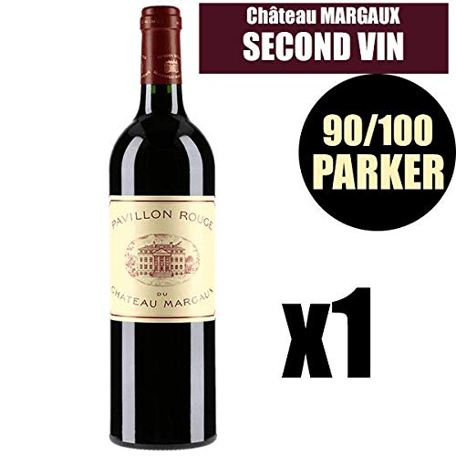 X1 Pavillon Rouge du Château Margaux 2014 75 cl AOC Margaux Rouge 2ème Rotwein