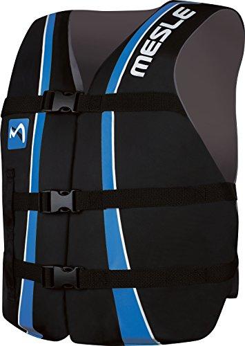 MESLE Schwimmweste Sportsman Adult blu, Erwachsene, Universalgröße ab 40 kg