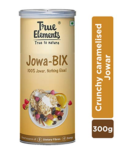 True Elements Jowa Bix with 100% Gluten Free Jowar, 300gm