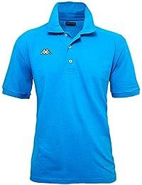 Kappa - Polo - para hombre Azul Blau - Azzurro ITALIA Talla:xx-large