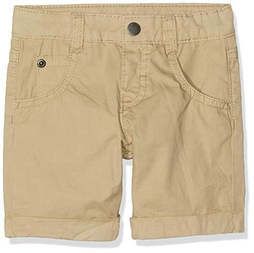 Kanz Baby-Jungen Bermudas Shorts, Grün (Twill Oliv 6022), 80