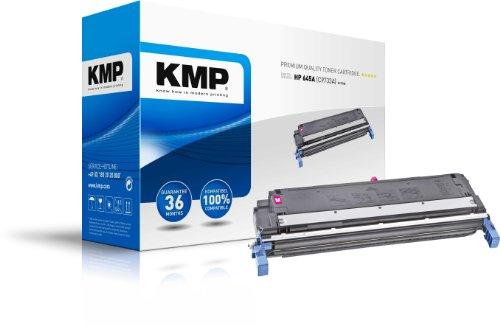 Preisvergleich Produktbild KMP Toner für HP LaserJet 5500/5550, H-T110, magenta