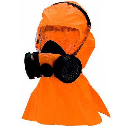 Profi Atemschutz Vollmaske mit Filtern, Gasmaske, Staubmaske Atemschutzmaske