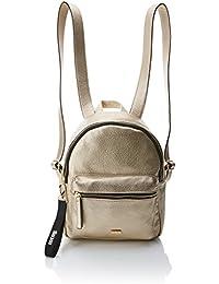 ANANAS, Womens Backpack Handbag, Multicolour (NYLON), 13x30.50x22 cm (W x H x L) Mtng