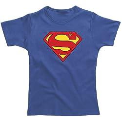 T-Shirt (Donna-L) Superman Skinny
