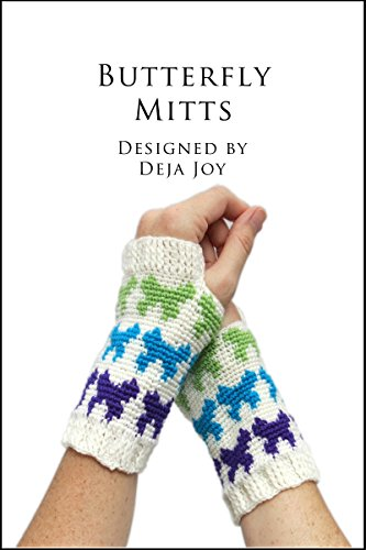 Butterfly Mitts (English Edition) -