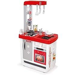 Smoby - 31080 - Cuisine Bon Appétit - + 23 Accessoires Inclus