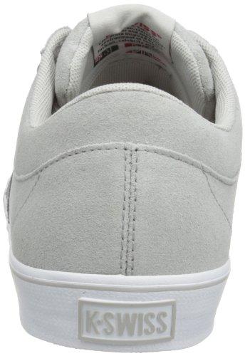 K-Swiss Adcourt LA SDE VNZ 03095-090-M Herren Sneaker Grau