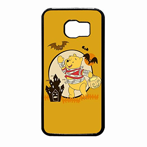 Disney Halloween Winnie The Pooh Hülle Samsung Galaxy S6 (Pooh Halloween)