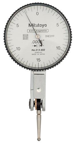 Mitutoyo MT513–402Zifferblatt Test Indikator 513–402