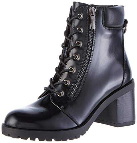 MTNG Collection Damen 58238 Kurzschaft Stiefel, Schwarz (Ti Co Negro/Tartar Negro C47417), 41 EU