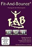 Fitnesstraining auf dem Minitrampolin - DVD