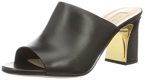 Sebastian S7280, Mules Femme Noir