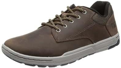 Cat Footwear Caterpillar Colfax Scarpe da Ginnastica Basse Uomo, Marrone (Mens Dark Brown), 40 EU