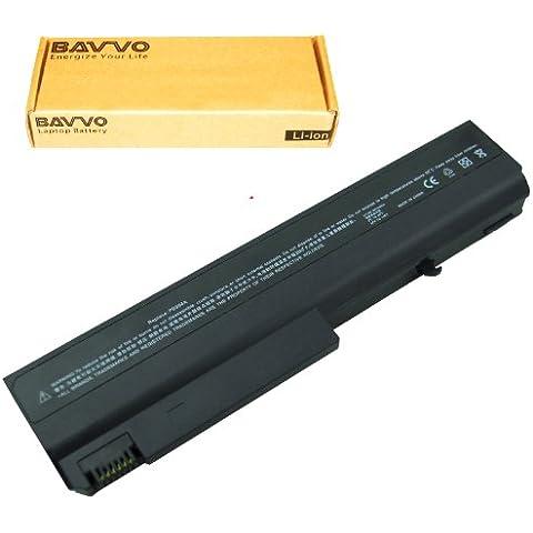 Bavvo Batería de Recambio para HP Compaq 6910p,6 células