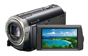 Sony HDR-CX305EB Full HD Camcorder (Flash, 12 fach optischer Zoom, 6,9 cm (2,7 Zoll) Display, EXMOR R Sensor, Touchscreen) schwarz