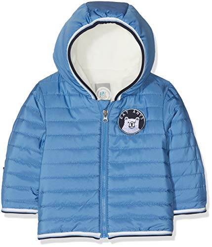 Sanetta Baby-Jungen Outdoorjacket Jacke, Blau (Midblue 5760.0), 92