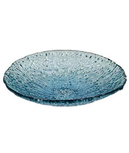 Santiago Pons Centre de Table Rustique 42 cm Bleu