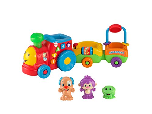 Fisher-Price - Desarrollo de habilidades motoras, Laugh & Learn (Mattel BHC29)