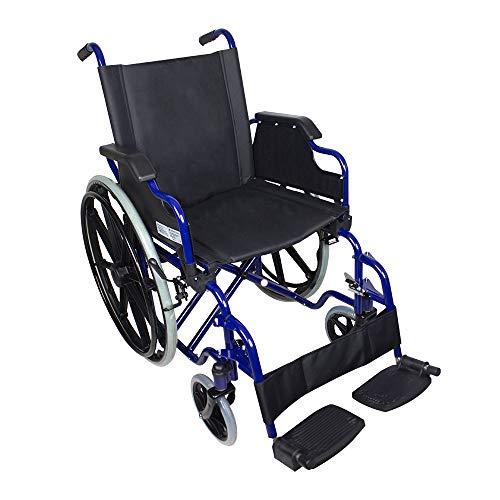 Silla de ruedas para ancianos