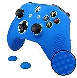 2en 1pour Manette Xbox One X S Fin Coque en Silicone Gel en Caoutchouc Coque +...