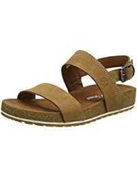 689f54865 Amazon.co.uk: Timberland - Sandals / Women's Shoes: Shoes & Bags