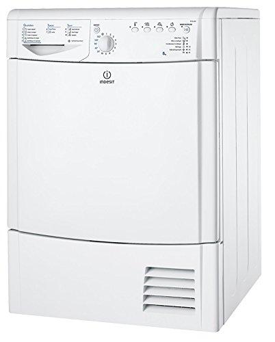 Indesit IDCA G35 (FR) - sèches linge (Autonome, Devant, Condensation, 8 kg, Auto, Coton, Sport, 149 min)