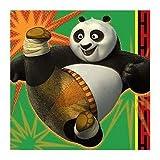 Kung Fu Panda 2 Beverage Napkins 16ct by Hallmark