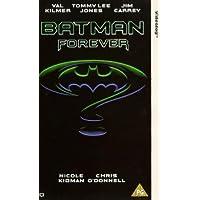 Batman Forever [VHS] [1995]