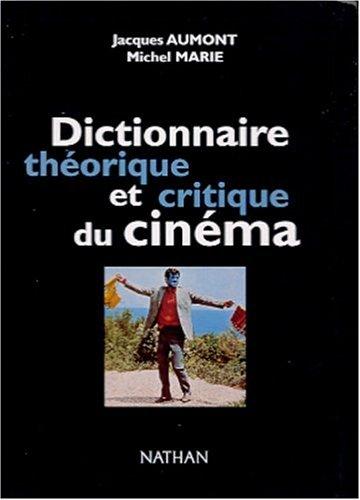 Dictionnaire des théories du cinéma